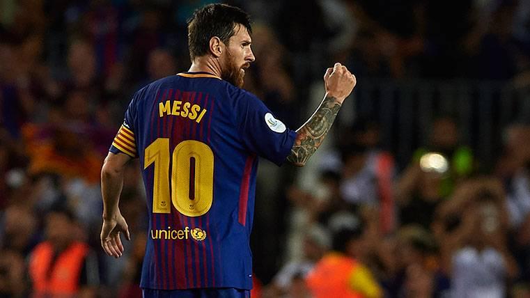 Para remontar en Madrid, Messi debe volver a ser Messi