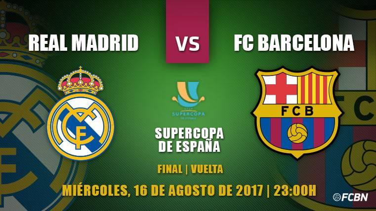 Madrid-Barça: En busca de otra noche histórica en el Bernabéu