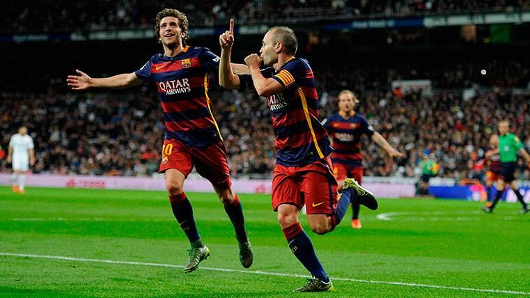 La gran oportunidad de Sergi Roberto en la Supercopa