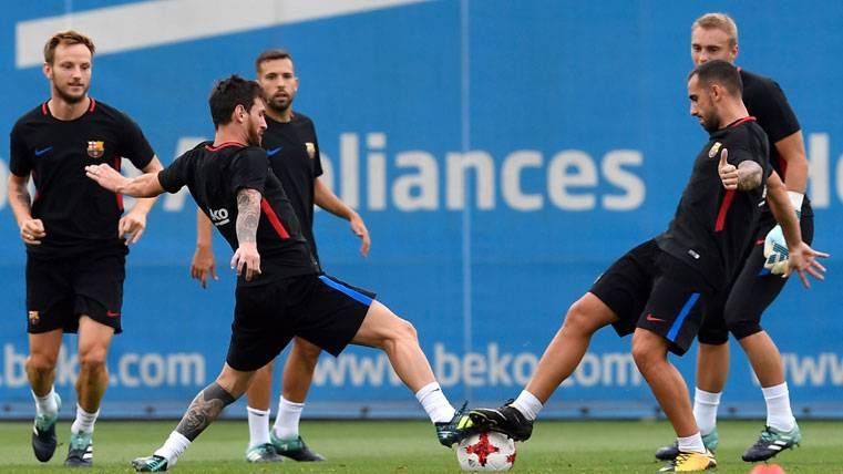 Lista de convocados de Valverde para el Madrid-Barcelona