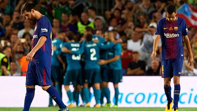 """""""Veo imposible que el Barcelona remonte al Real Madrid"""""""
