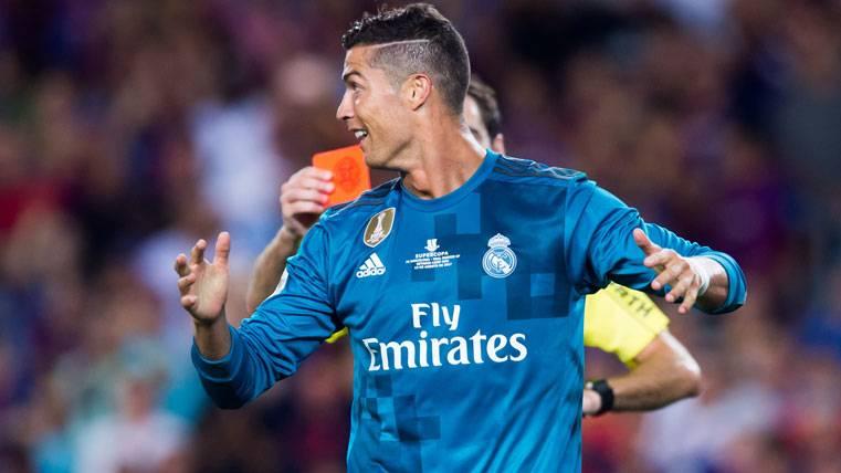 SIN PERDÓN: Se mantiene la sanción de Cristiano Ronaldo