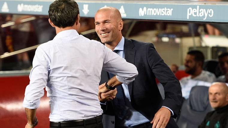 Novedades sobre el 'castigo' a Zidane por sus insinuaciones