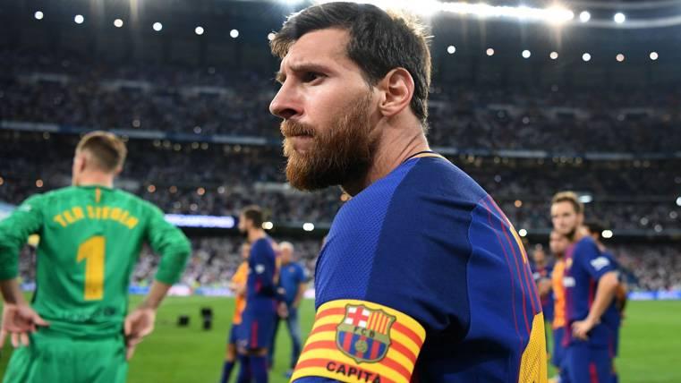 Siguen sin confirmar que Messi haya renovado con el Barça