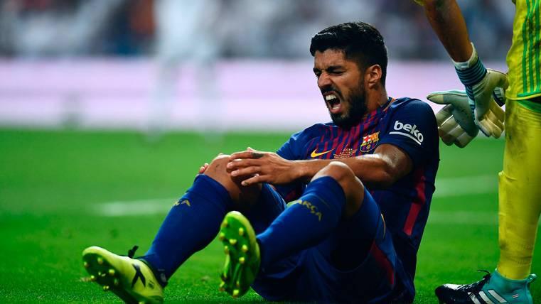 ALARMA: Piqué y Luis Suárez, lesionados tras el Clásico
