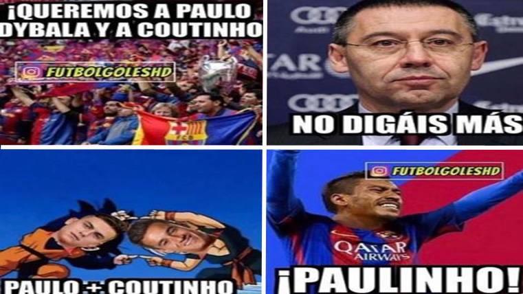 El 'meme' que destaca la triste realidad del FC Barcelona
