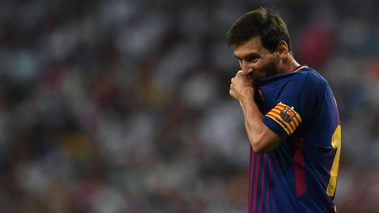 ¡El Manchester City podría pagar la cláusula de Messi!