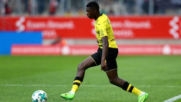El vestuario del Dortmund se alza en armas contra Dembélé
