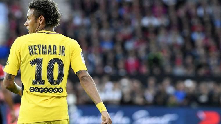 Apasionado mensaje de Neymar tras el atentado de Barcelona