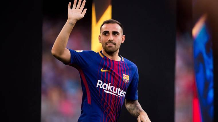 Oportunidad de oro para que Alcácer brille en el Barça