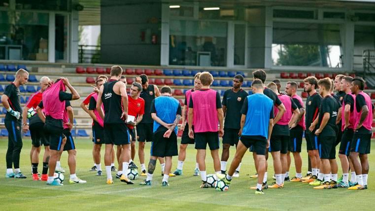 Lista de convocados de Valverde para el Barcelona-Betis