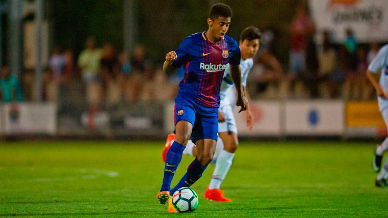 El Barça B debuta con victoria en la vuelta a Segunda División