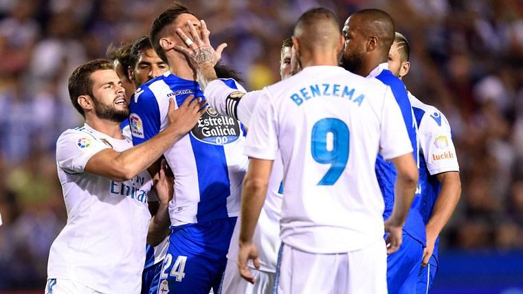 Metedura de pata al puro estilo Ramos tras el Dépor-Madrid