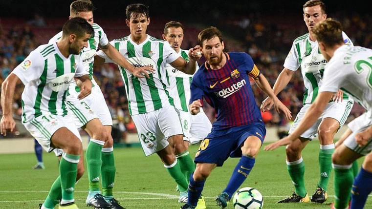El debut de Liga que Messi no esperaba con el Barça 2017-18