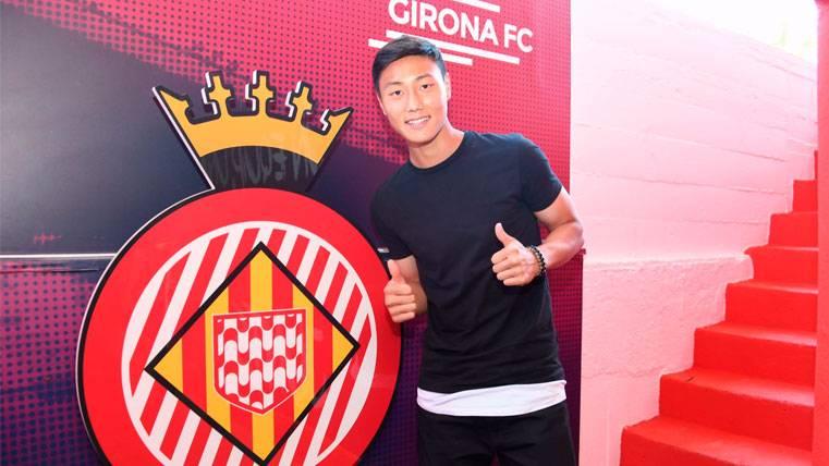 Primer traspaso del verano entre el FC Barcelona y el Girona