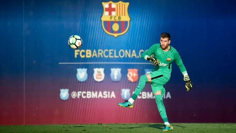 El Barça B continúa moviéndose en el mercado de fichajes