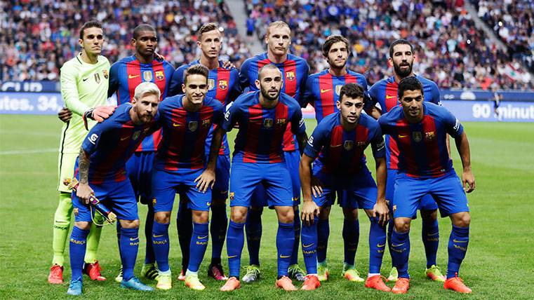 El jugador del Barça que podría entrar en la operación Seri