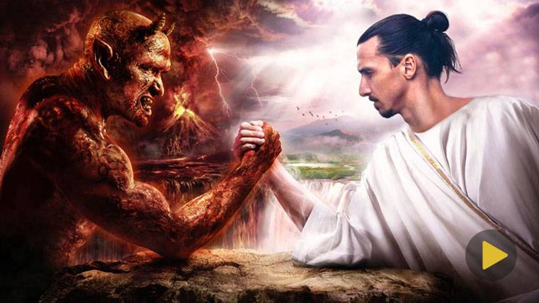 OFICIAL: Ibrahimovic vuelve a fichar por el Manchester United
