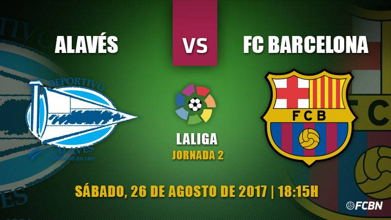 Alavés-Barça: Segundo paso liguero mirando al mercado