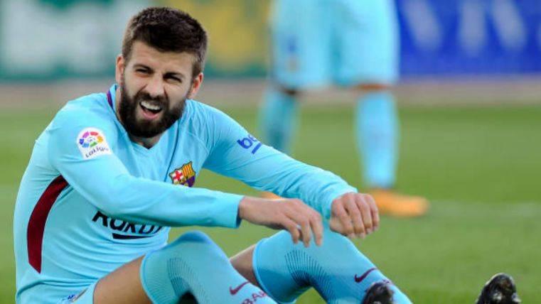 Segundo partido del Barcelona con la portería a cero