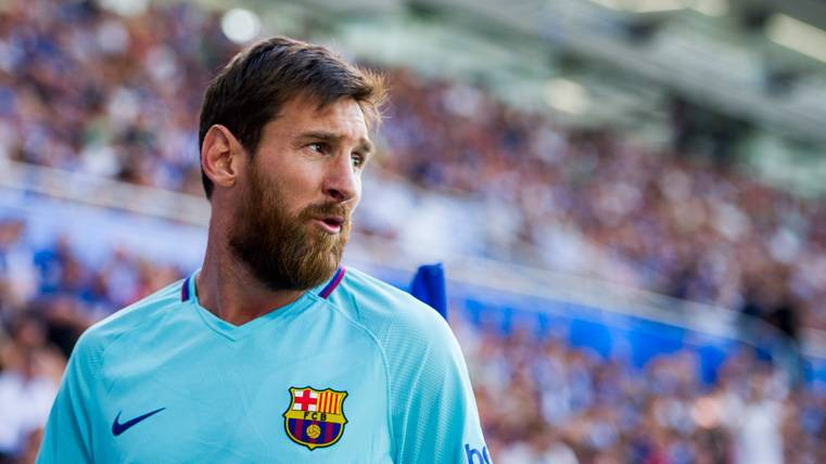 El récord que busca batir Messi este sábado en Girona