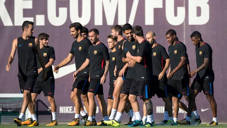 El Barça no fichará a Seri y dará salida a algunos jugadores
