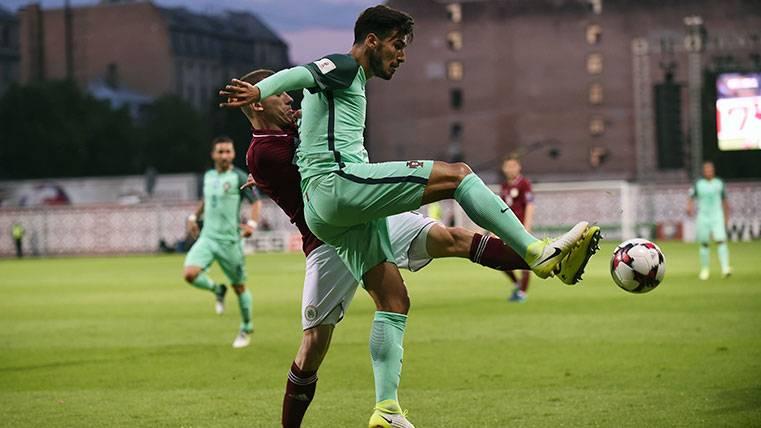 El Barça no regala a André Gomes y la Juventus se aleja
