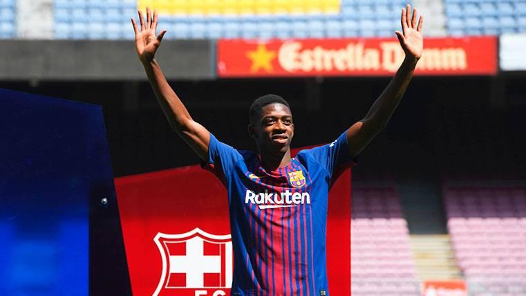 """""""Me quedo en el Barça y estoy listo para la Supercopa de España"""""""