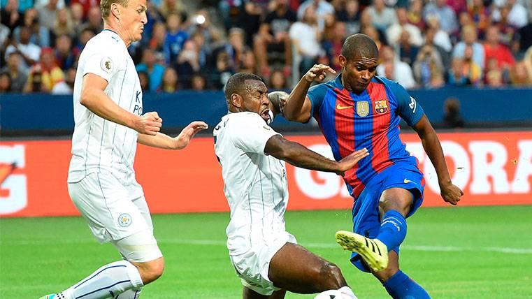 OFICIAL: Marlon deja el Barça y se marcha cedido al Niza