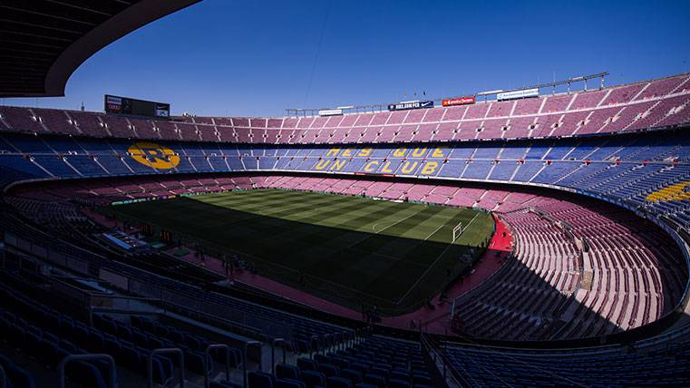 El Camp Nou cumplirá 60 años de vida este domingo