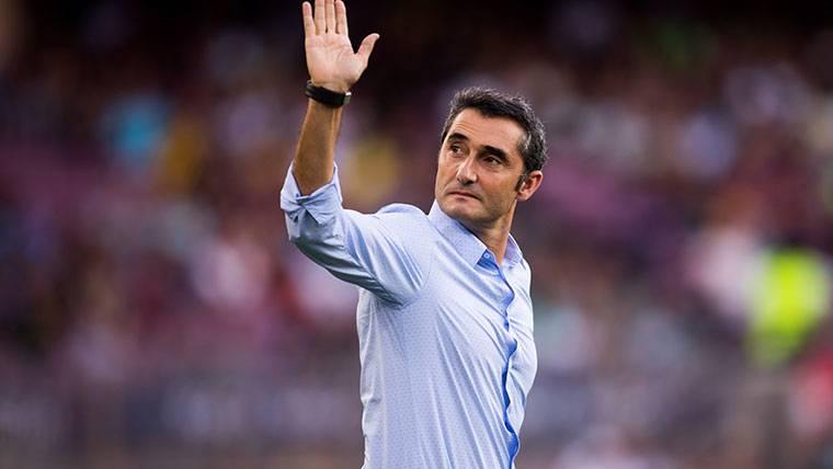 El motivo por el que Valverde desestimó el fichaje de Seri