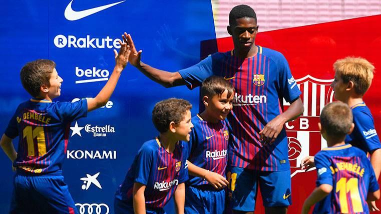 """""""Hicimos todo lo posible por traer a Dembélé a Múnich"""""""