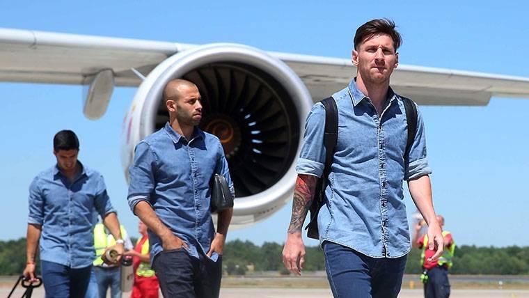 ¡Messi, Suárez y Mascherano pueden perderse el Barça-Sevilla!