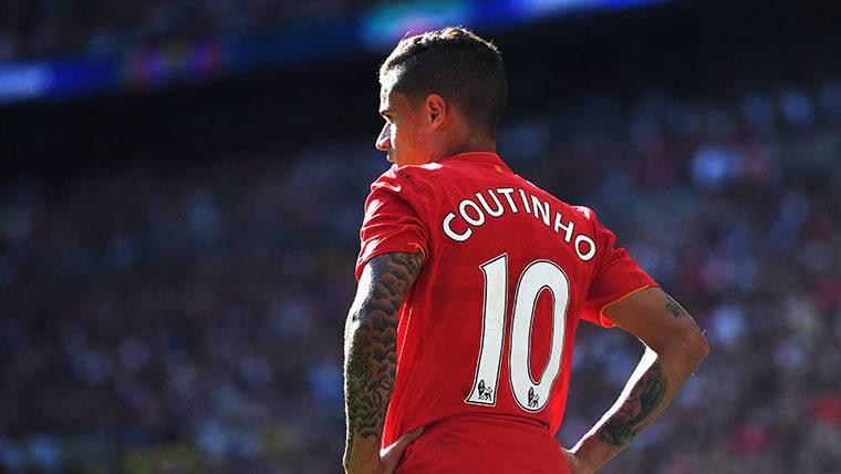 La historia de amor de Coutinho y el Barça no ha terminado