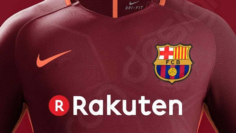 Más detalles sobre la tercera equipación del FC Barcelona