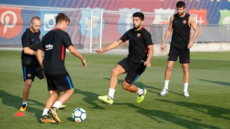 Lista de convocados de Valverde para el Barcelona-Espanyol