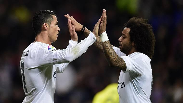El Real Madrid visitará Anoeta sin Cristiano, Marcelo y Benzema