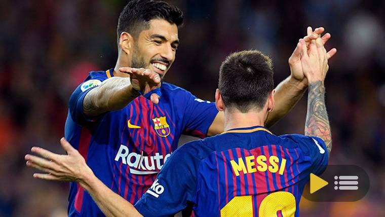 Vídeo resumen: FC Barcelona 5 RCD Espanyol 0