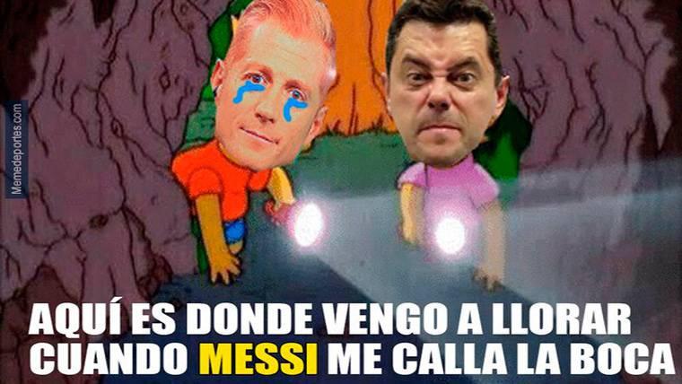Estos son los mejores 'memes' del Barcelona-Espanyol