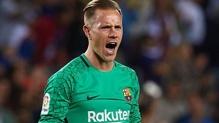El Barcelona aún no ha encajado goles en esta Liga 2017-18