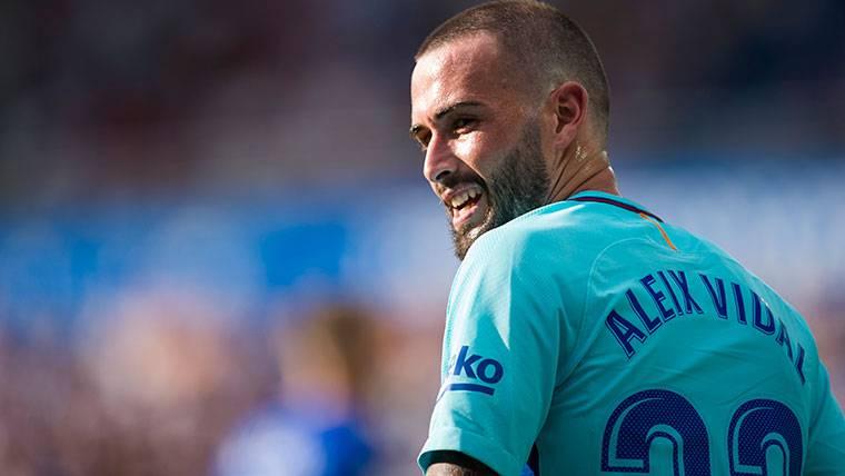 ¡Aleix Vidal se ofreció al Valencia el último día de mercado!