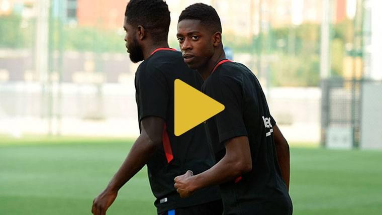 Tras la goleada, el Barça empieza a prepararse para la Juve