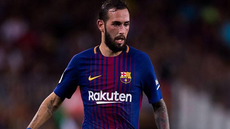 Revelan otra versión sobre el contacto Aleix Vidal-Valencia