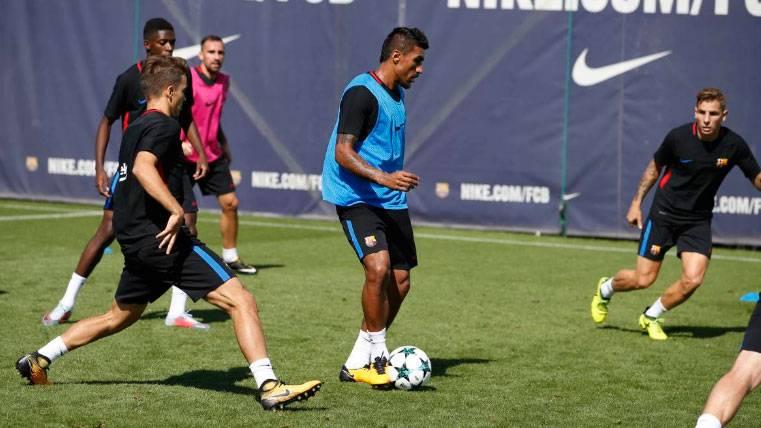 Programa de entrenamientos del Barça en una semana intensa