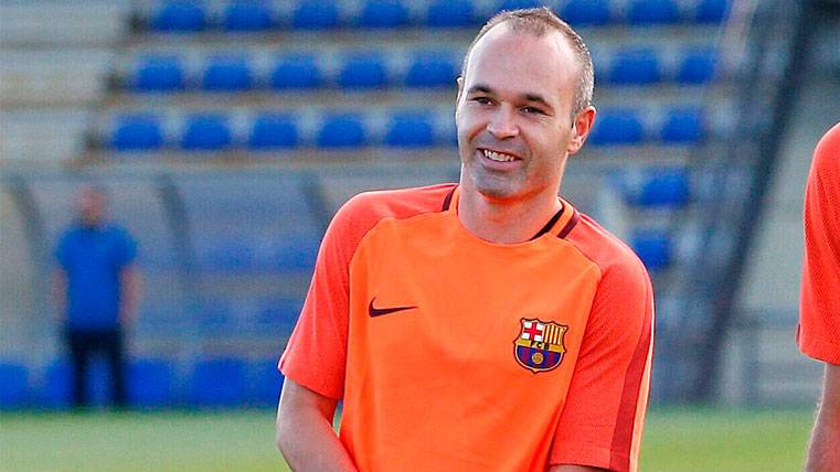 El malentendido entre Iniesta y el Barça, por un e-mail