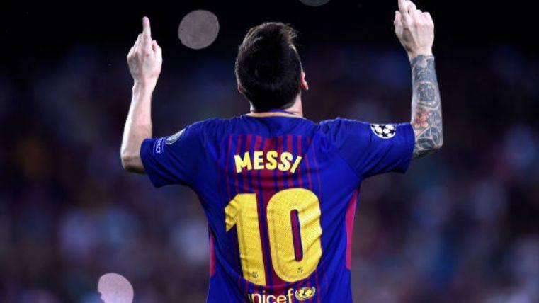 Devolver a Messi al centro, la mejor decisión de Valverde