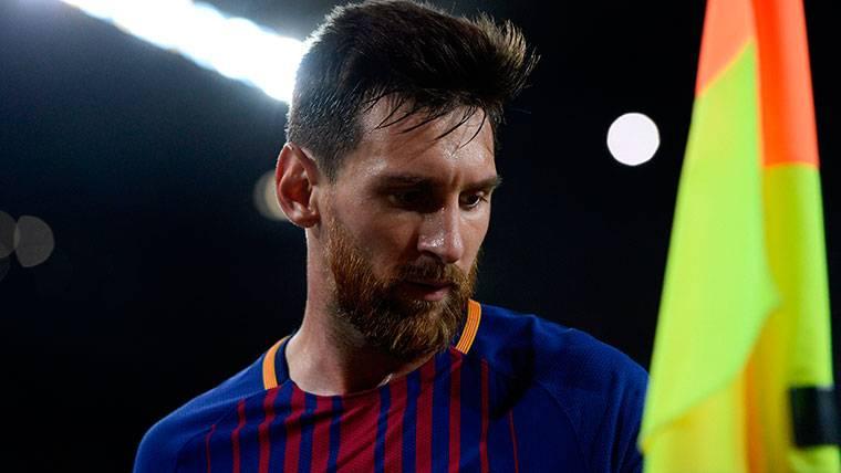 Una de las mejores definiciones de siempre sobre Messi
