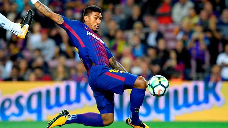 Paulinho y André Gomes hacen horas extra con el Barça
