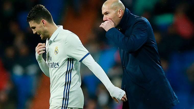 Zidane no gana para disgustos en el Real Madrid: Ahora Kovacic