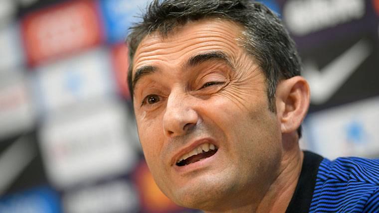 Valverde habla claro sobre por qué no convoca a Aleix Vidal